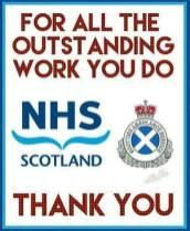 NHS thanks ad