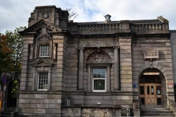 Hatter's Castle library