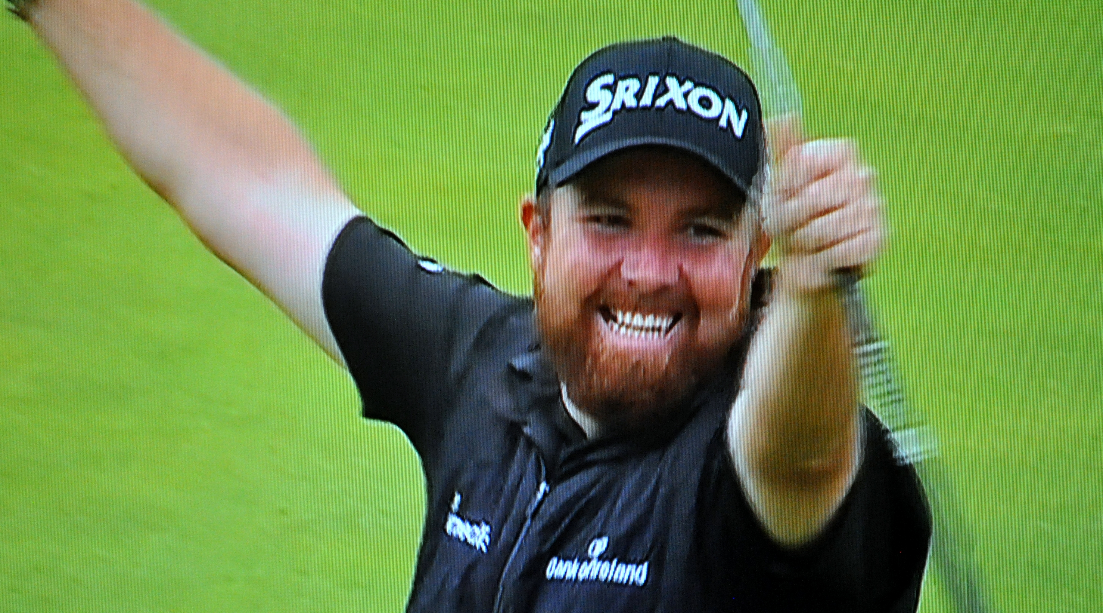 SPORT: CAN SHANE LOWRY WIN THE IRISH OPEN?