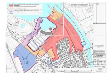 Flaming Land plan