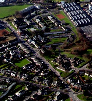 Townend Road, Dumbarton, and Langcraigs