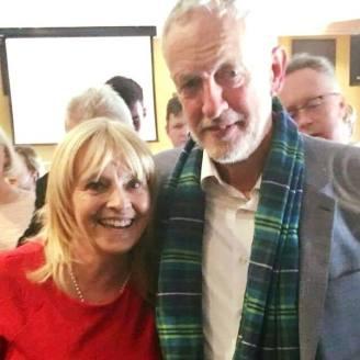 Mitchell JA with J Corbyn