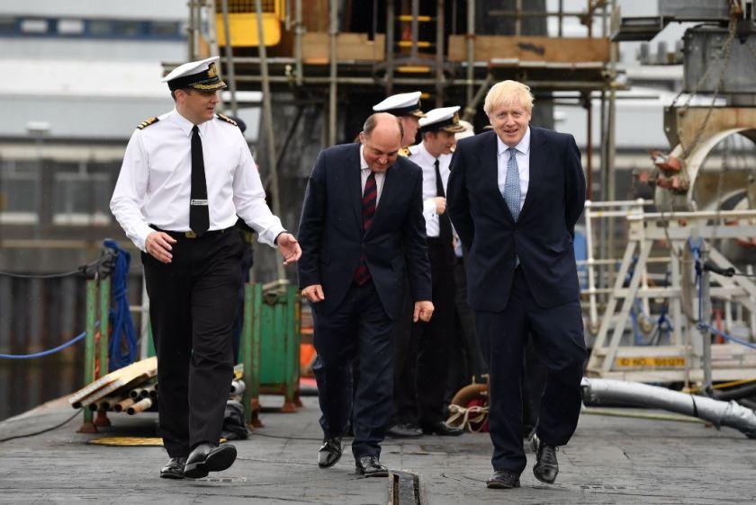 Boris at Base 1