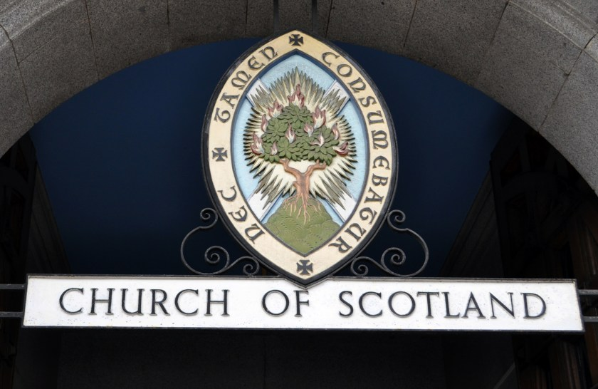 Church of Scotland 121 George Street H