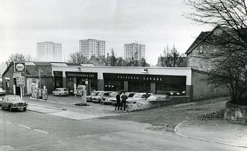 Dalreoch_Garage_Dumbarton_1972A
