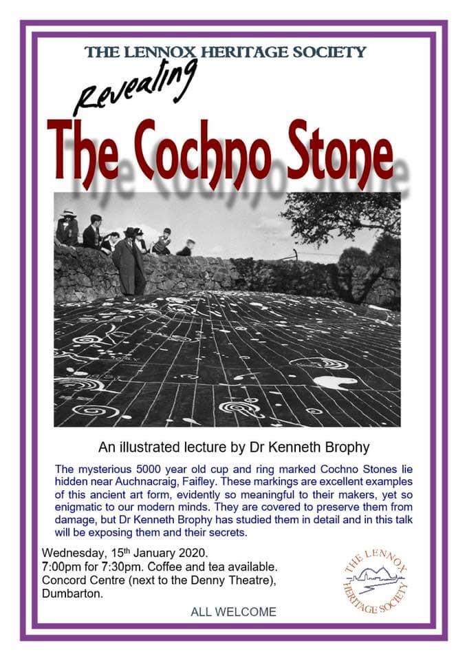 Cochno Stone Talk