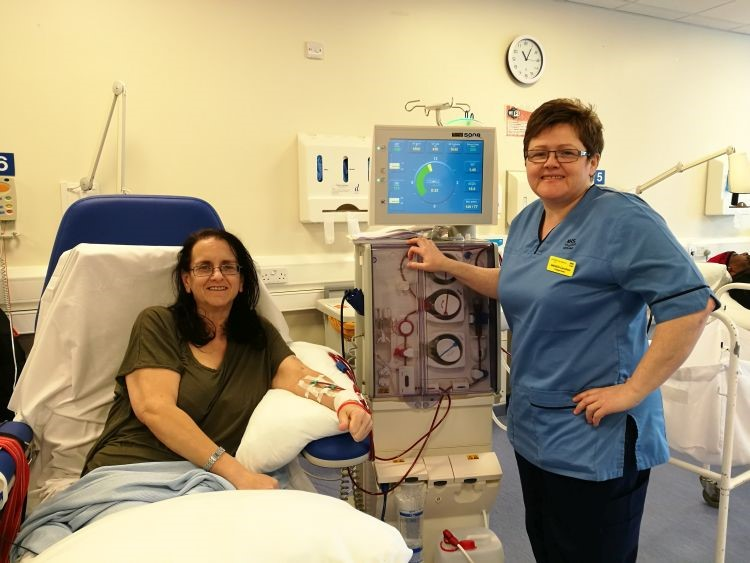Dialysis at Vale