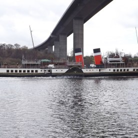 Erskine Bridge and PS_Waverley