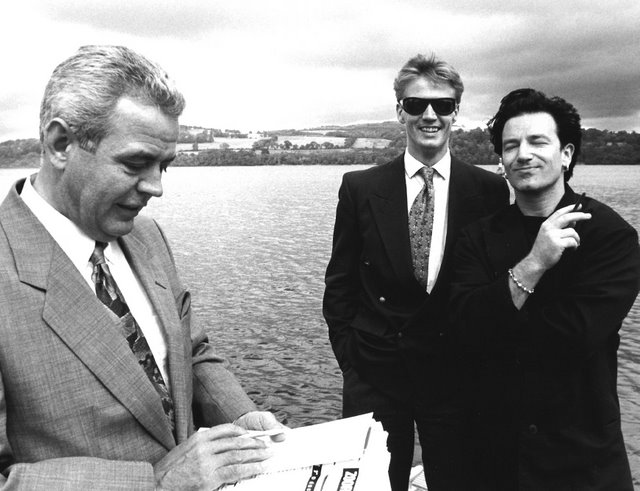 Cleggan - with Bono