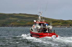 Connemara Inishboffin ferry 3