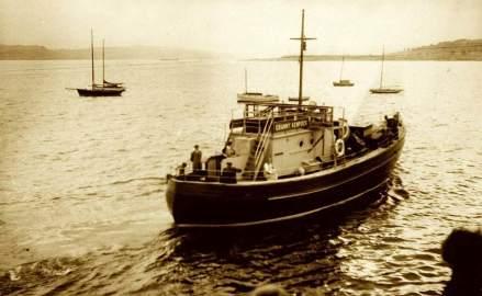 Granny Kempock ferry