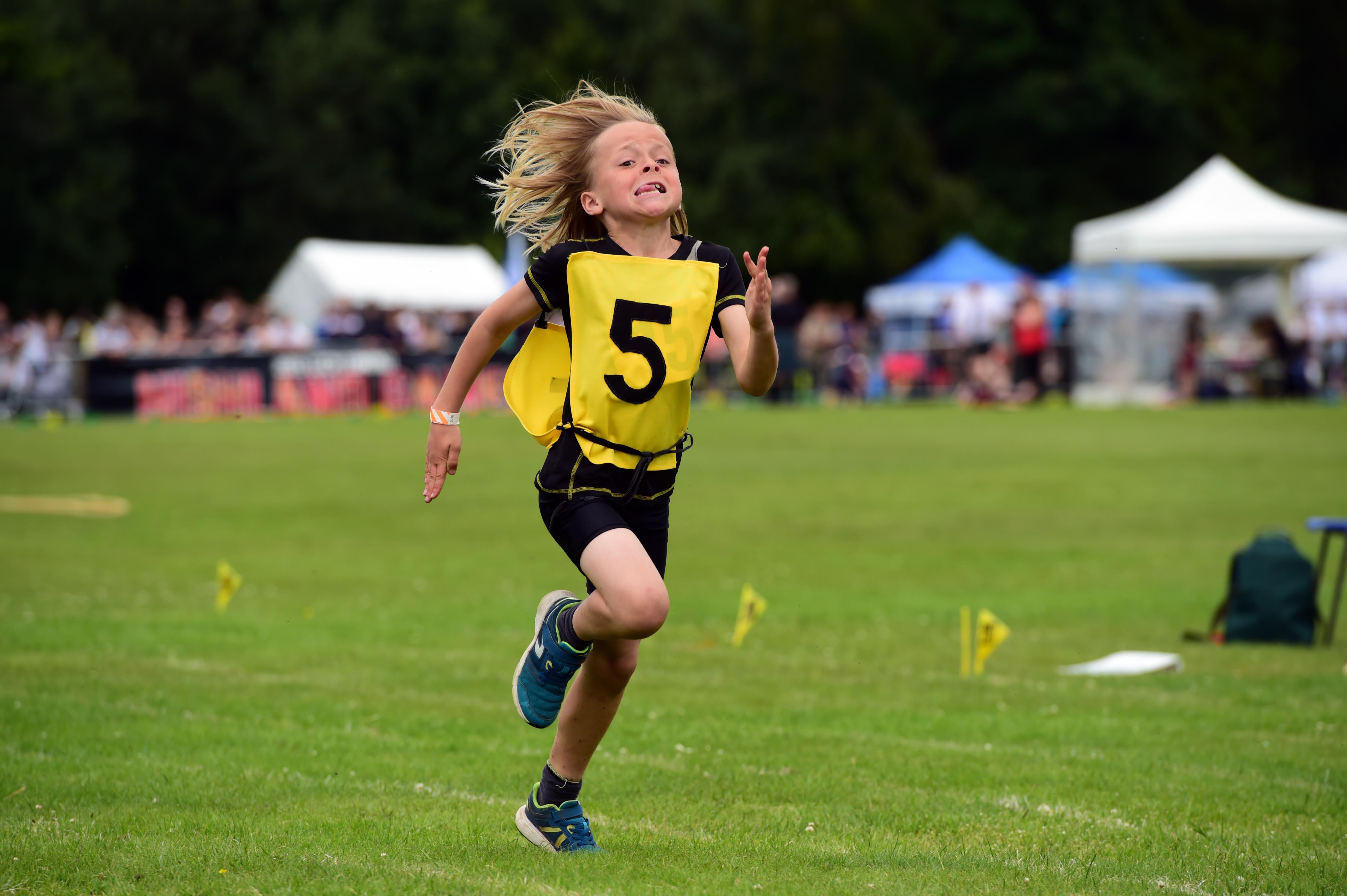 SPORTS WEEK: Sporting heroes back Scottish Women and Girls in Sport Week