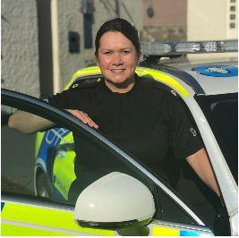 Blakelock Chief Superintendent Louise Blakelock