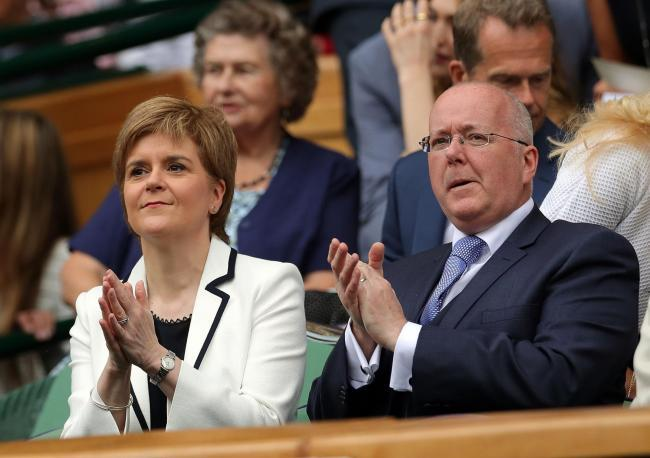 PARLIAMENT: THE SNP HAVE SOMETHING DAMNING TO HIDE
