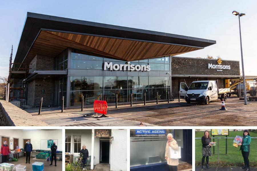 ENVIRONMENT: Morrisons help fight war on plastic packaging