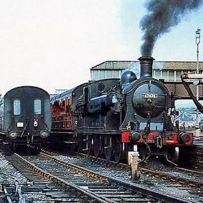 Craigendoran steam train (2)