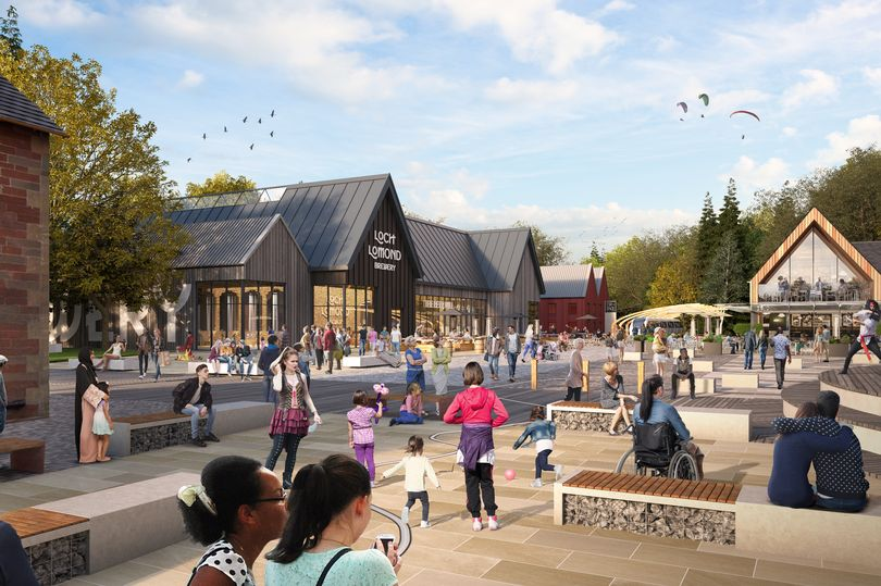 NOTEBOOK: FLAMINGO LAND EMERGES AS FOCAL POINT FOR SCOTTISH PARLIAMENT ELECTION