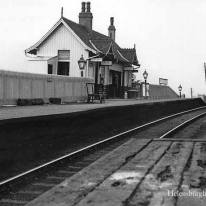 Whistlefield Station navvies
