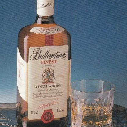 distillery - Ballantine's Scotch Whisky