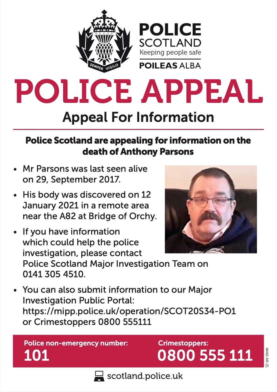 MISSING CYCLIST: POLICE EMBARK ON MAJOR INVESTIGATION INTO HIS DEATH