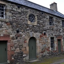French prison at Dumbarton Castle