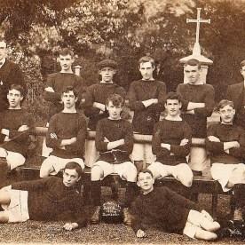 Heaney Patrick in St Patrick's team 1905