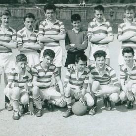 McCann John and St Michael's team
