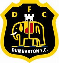 Petra 14 Boghead Dumbarton FC badge