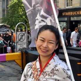 Chinese girl festival 1