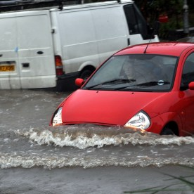 flooded 12