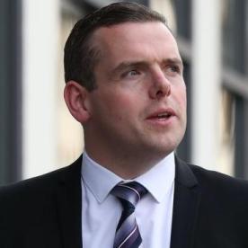 Ross Douglas Tory leader