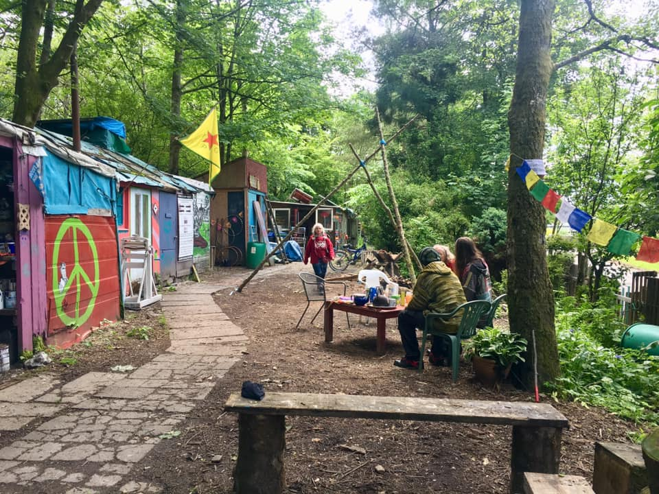 FASLANE PEACE CAMPERS NO CASE TO ANSWER IN COURT