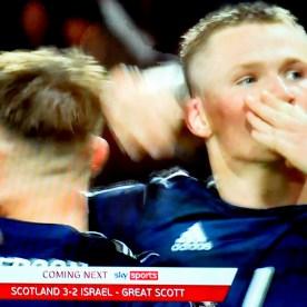 Scotland v Israel 12