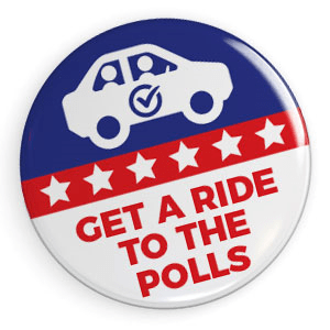 Get a ride to the polls in indiana