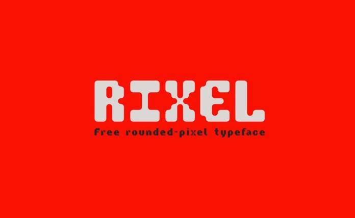 RIXEL Font