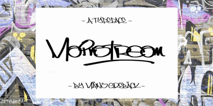 Mainstream Font