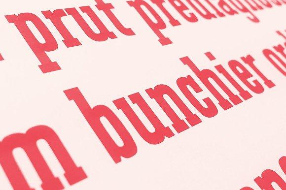 Farsan Slab Serif Font