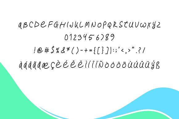 Rantox Typeface