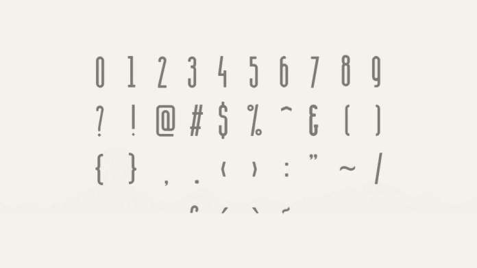Calama Typeface