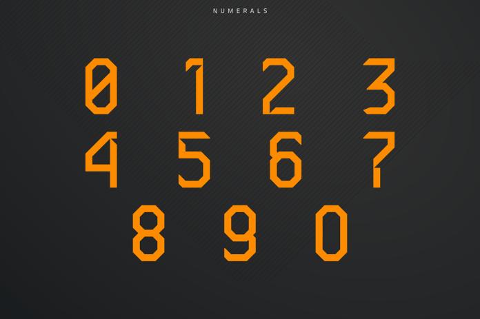 Sliced AB.v2 Typeface