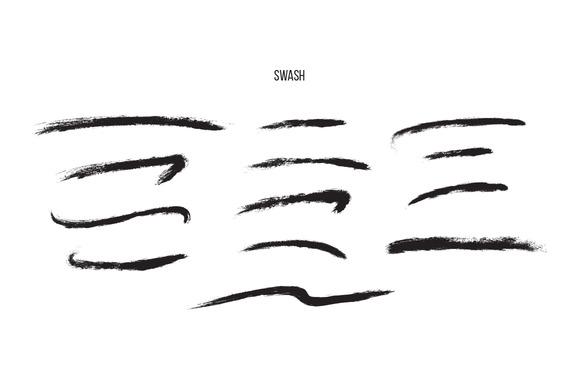 Begundal Brush Font
