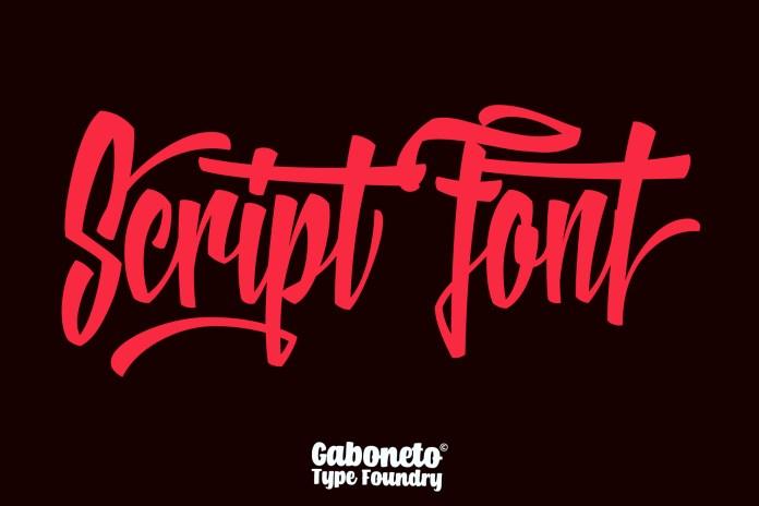 Moriah Script Font
