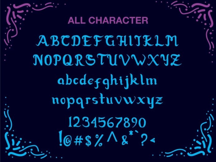Paperland Typeface
