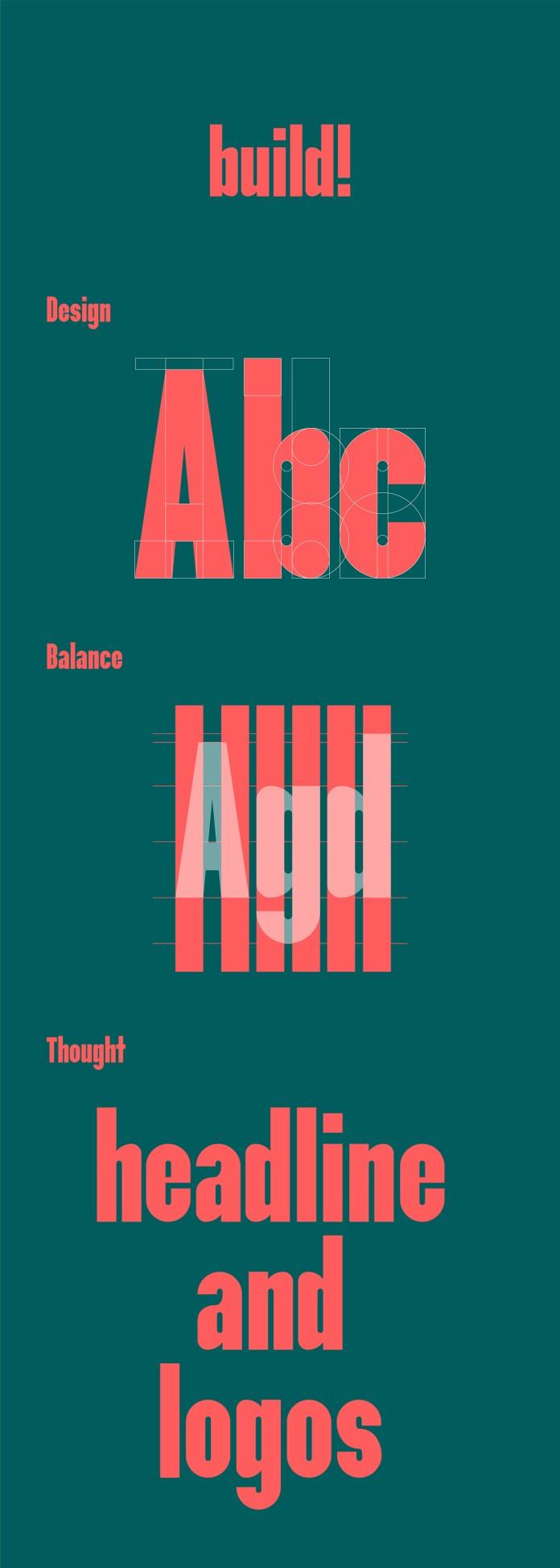 Build Typeface