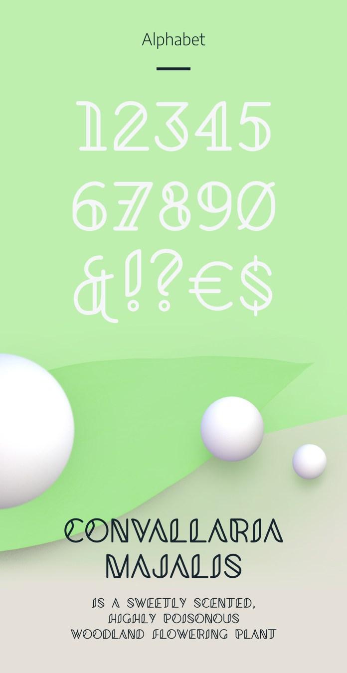 Kielo Typeface