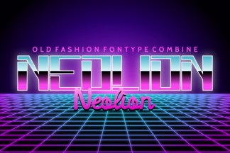 Neolion Font Duo
