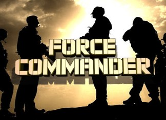 Force Commander Font