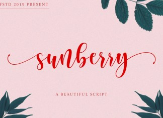 Sunberry Font