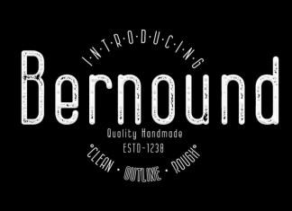 Bernound Font
