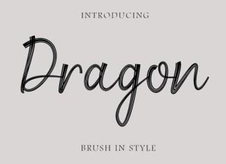 Dragon Free Font